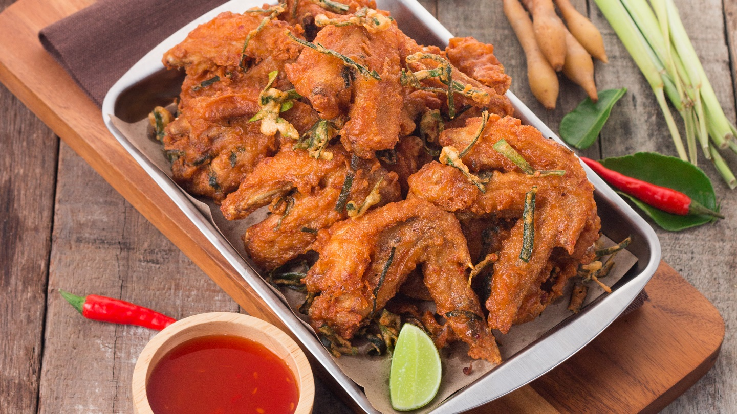 STREAT Thai Fried Chicken Wings (6PCS) image